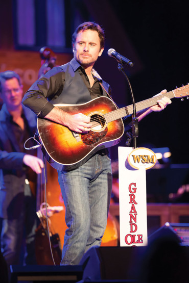 Chip Esten made his debut at Nashville's Grand Ole Opry in November of 2012.