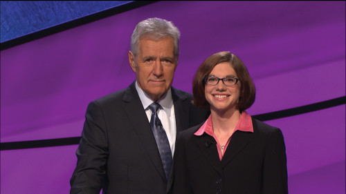 "Who is Hillary Huttenhower '05? After two appearances on ""Jeopardy!"" last year, she made a gift and multi-year pledge to William & Mary."