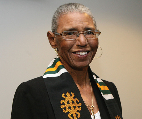 Beloved W&M administrator Carroll F.S. Hardy HON '12, who passed away in 2012, became an honorary alumna in the 1967-1977 school year.