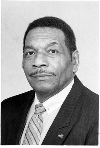 TRAILBLAZER: Hulon Willis M.Ed. '56 was the first African-American student admitted to William & Mary.