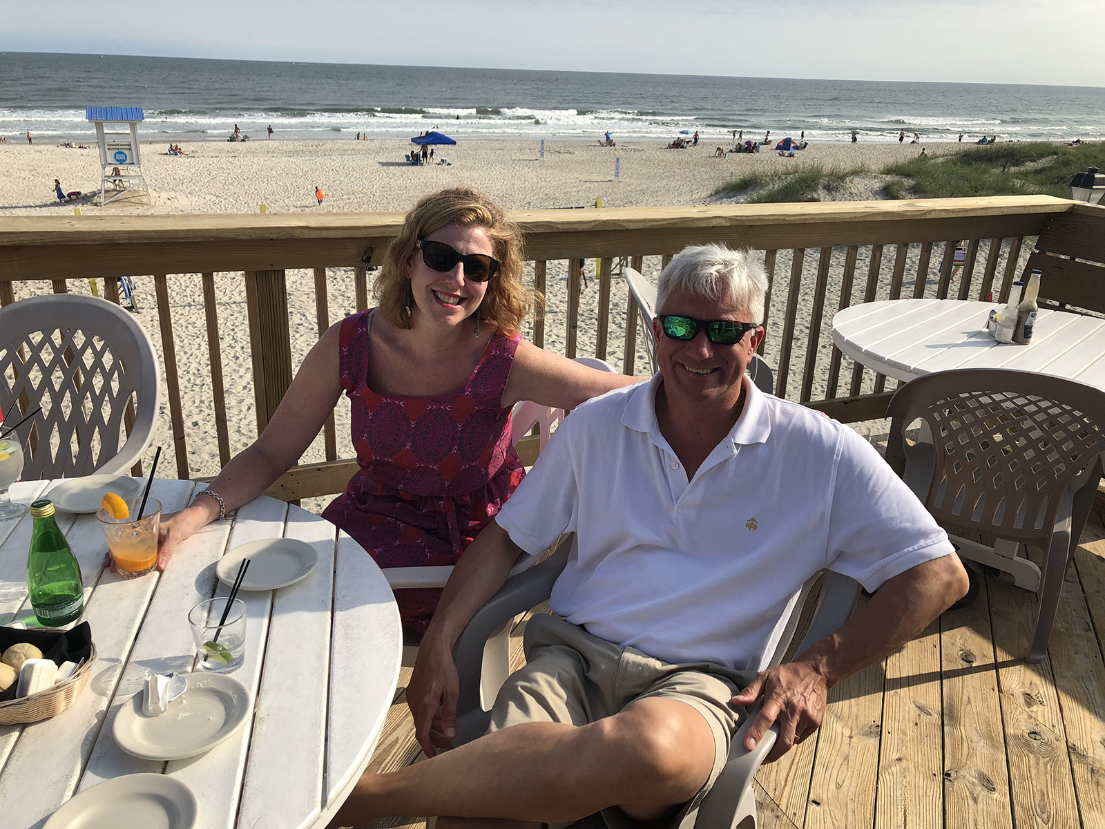 W&M alumna spreads water safety awareness a year after husband's death