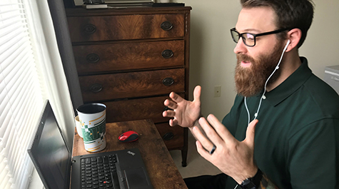 W&M alumni adjusting to remote teaching in special education classes