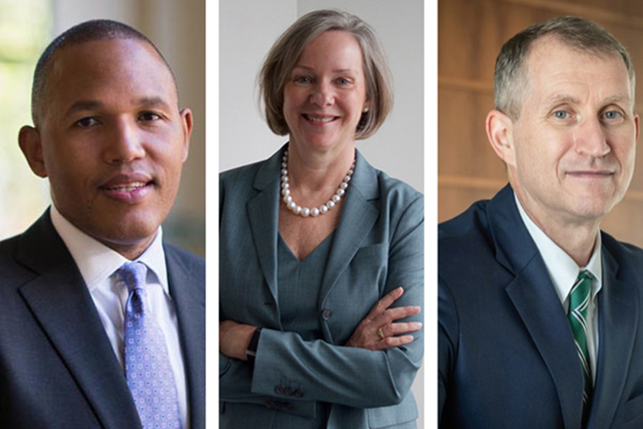 Meet William & Mary's New Deans