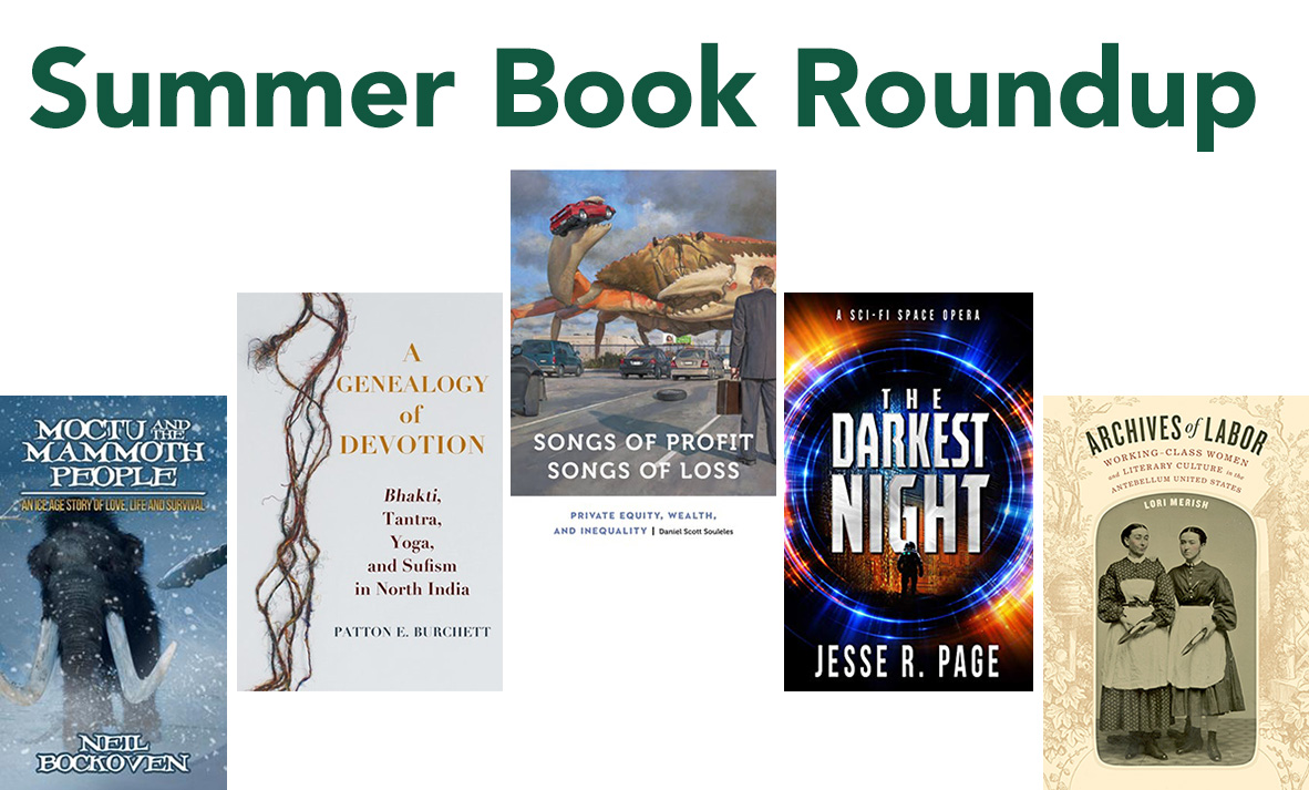 Summer 2019 book roundup