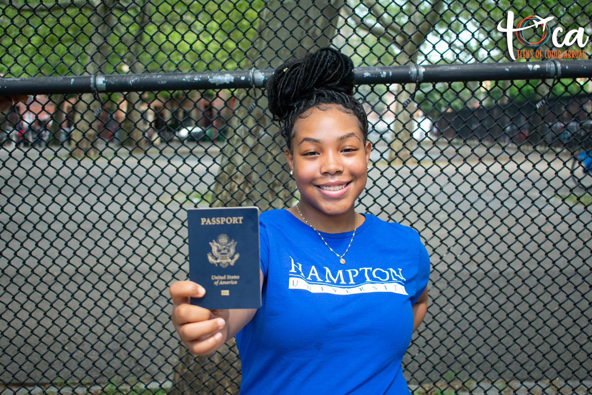 Paying it Forward: Lamar Shambley '10 helps Brooklyn teens study abroad