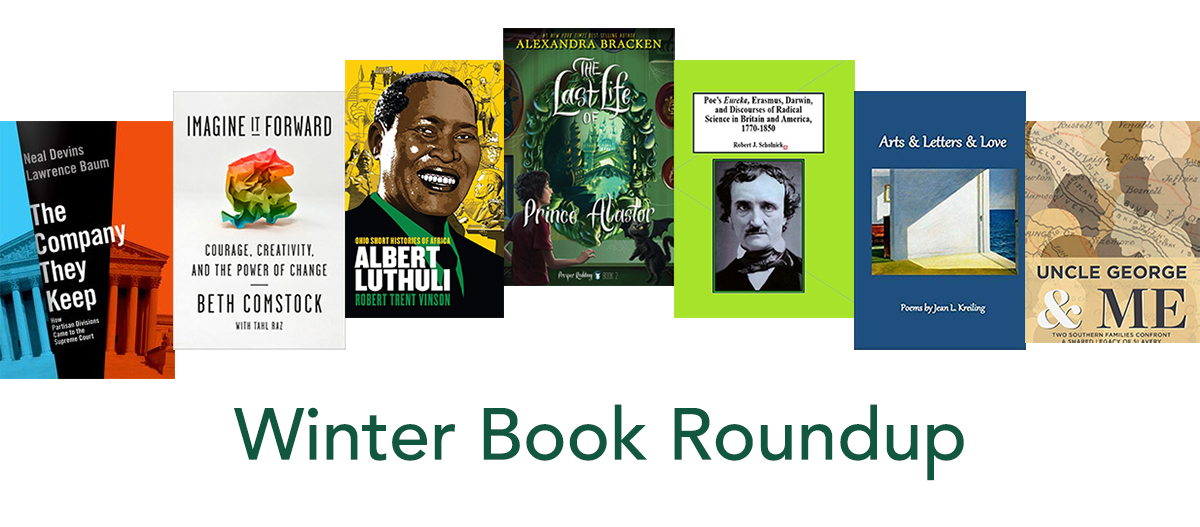 Winter 2019 Book Roundup