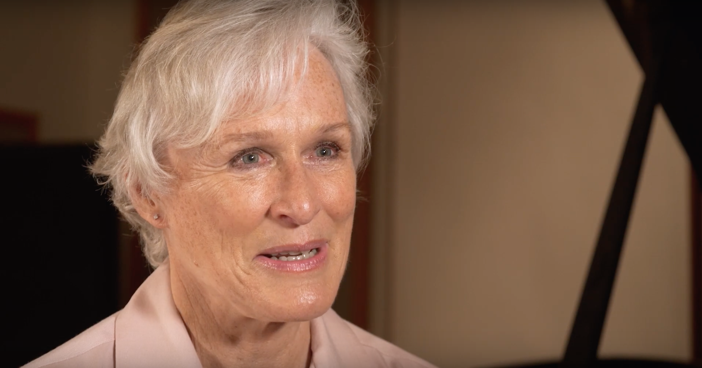 Her Story: Behind-the-scenes with Glenn Close '74, D.A. '89